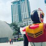 (反而有日文字幕) 香港終於有本土製特撮片了:守武者-夢翔上線啦!