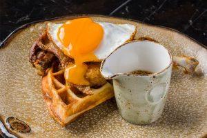 英國餐廳Duck & Waffle 落戶IFC