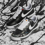 "(一日一好物)  PEACEMINUSONE x NIKE AIR FORCE 1 LOW ""Para-noise"""