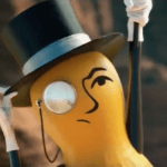 Mr. Peanut dies !!!!花生先生死亡!!!