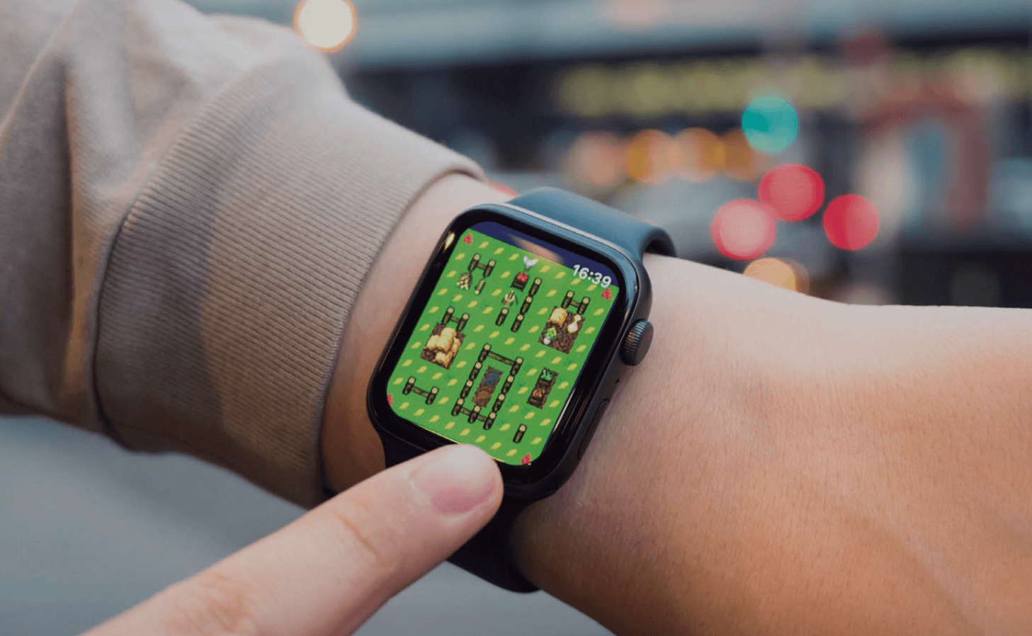 Apple watch 24-1 game