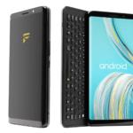 fxtec最新實體Keyboard手機Pro 1開賣!