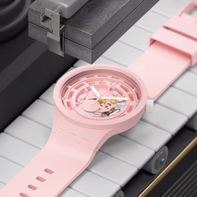 swatch watch BIOCERAMIC
