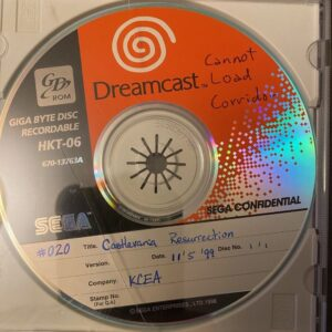 (去片)惡魔城DreamCast Demo 版重見天日
