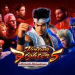 買定Joystick準備今晚玩:Virtua Fighter 5