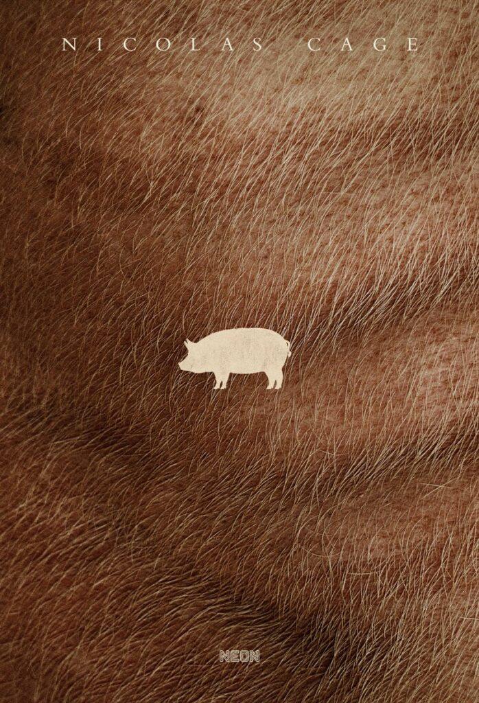 Nicolas Cage 新作《豬殺令 Pig》