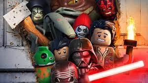 LEGO Star Wars Terrifying Tales Disney+ Original