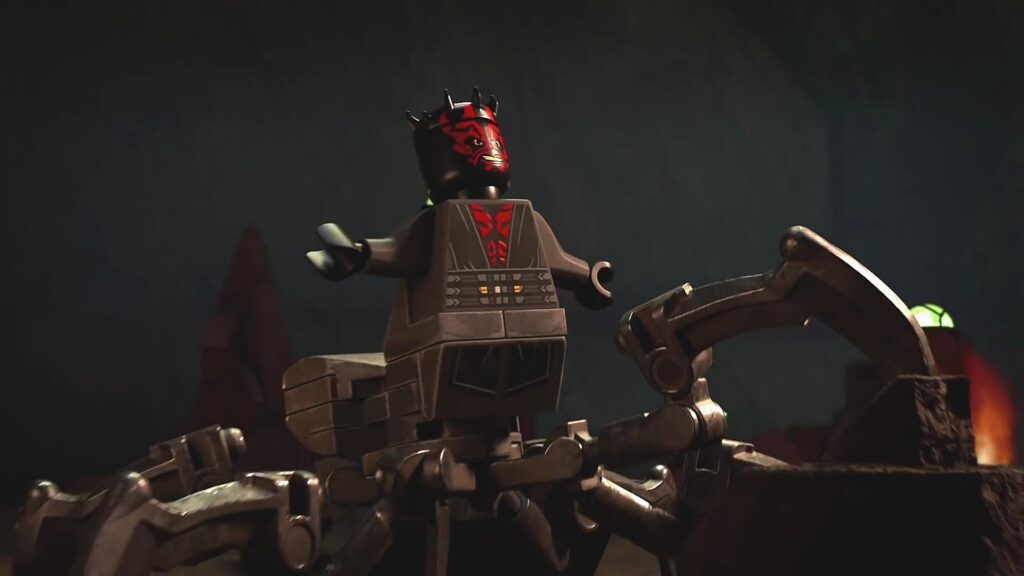LEGO STAR WARS TERRIFYING TALES Is a Halloween Treat